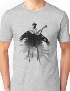 Music makes me fly... Retro - Grunge - Vintage Unisex T-Shirt