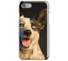 Floss - the Happiest Dog in the World iPhone Case/Skin