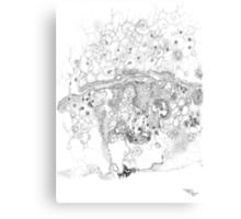 Origins of Species Canvas Print