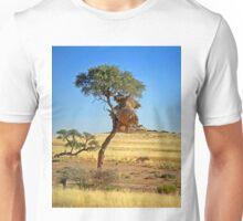 Sociable Weaverbird nests, Namibia Unisex T-Shirt