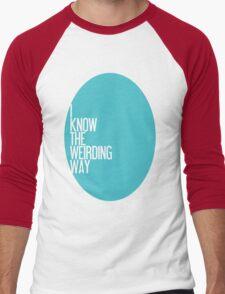 The Weirding Way Men's Baseball ¾ T-Shirt