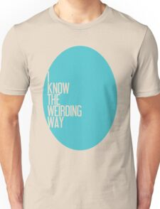 The Weirding Way Unisex T-Shirt