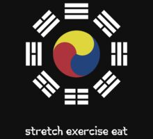 Stretch Exercise Eat - SEE 2011 Kids Tee
