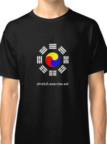 Stretch Exercise Eat - SEE 2011 Classic T-Shirt