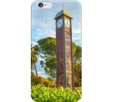 "Dookie... Town Clock"" iPhone Case/Skin"