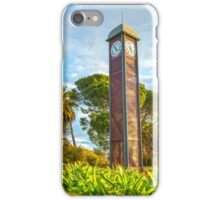 "Dookie... Town Clock"" iPhone Case/Skin"