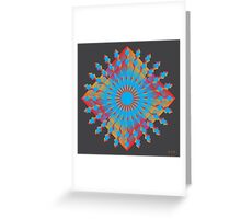 Mandala No. 29 Greeting Card