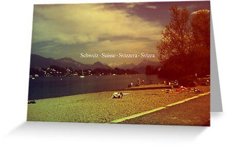 Confoederatio Helvetica by Eranthos Beretta