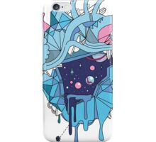 Frozen Alien Heart iPhone Case/Skin