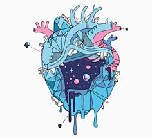 Frozen Alien Heart Unisex T-Shirt