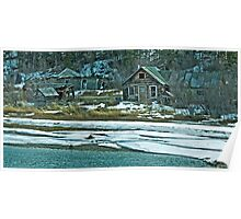 Carcross Home Poster