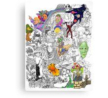 EPIC 12 Cindy Chinn Canvas Print