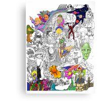 EPIC 15 Dirk Jutzas Canvas Print