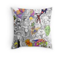 EPIC 15 Dirk Jutzas Throw Pillow