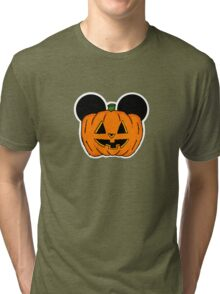 Halloween Ears Tri-blend T-Shirt
