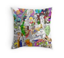 EPIC 22 Victor Taylor Throw Pillow