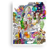 EPIC 23 Picatso Canvas Print