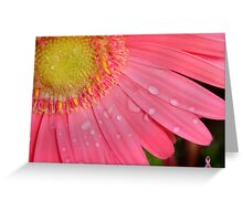 """Petals of Love"" Greeting Card"