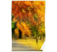 Autumn impressions #1 Poster