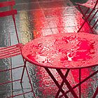 Red Table by Darren Spidell