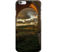 Renaissance arches iPhone Case/Skin