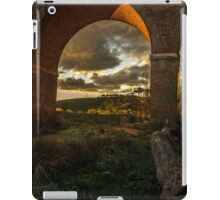 Renaissance arches iPad Case/Skin