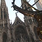 Atlas and St. Patrick's by Darren Spidell