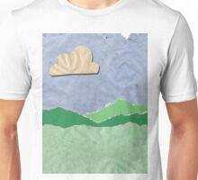 La lluvia viene Unisex T-Shirt