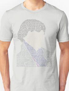 BBC Sherlock Holmes Typography T-Shirt