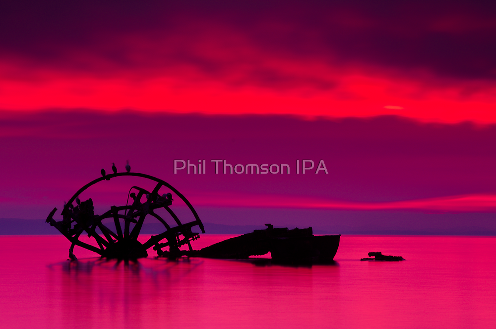 """""""Aground in a Candied Cove"""" by Phil Thomson IPA"""