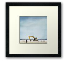 Urban Zoo Framed Print