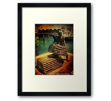 Fisherman's Friend Framed Print