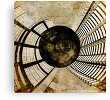 The Golden Snitch Canvas Print