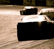 Evening Racing by racefan24