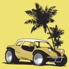 Speed Racer Beach Buggy by Greg Hamilton