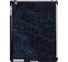 USGS Topo Map Oregon Virtue Flat 281974 1967 24000 Inverted iPad Case/Skin