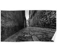 una strada antica  Poster