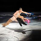 ice skating 2 by brett watson