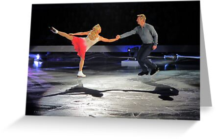 torvill and dean by Brett Watson Stand By Me  Ethiopia