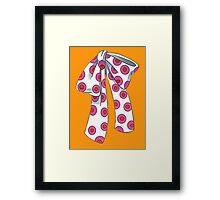Fozzie Bow Tie Framed Print