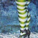 Heels on water by Yvonne Lautenschlaeger aka medea
