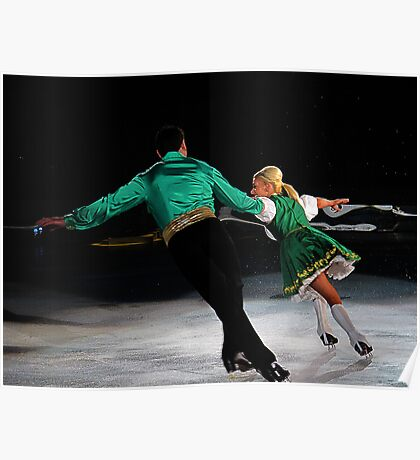 flying ice Poster