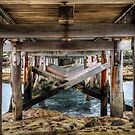 Under The Boardwalk by Jason Ruth