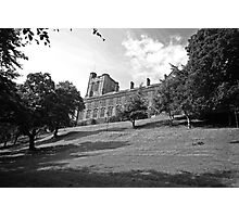 Bangor Uni. Photographic Print