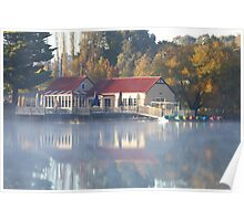 Victorian Beauty - Lake Daylesford Poster