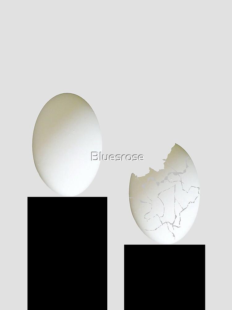 Broken twin by Bluesrose