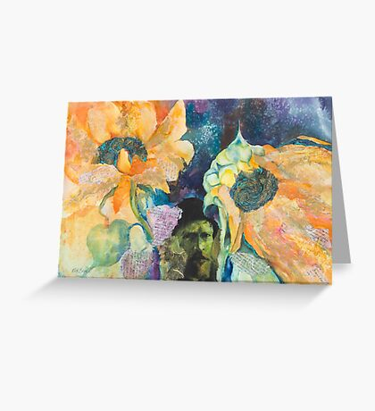 """Love, Vincent"" Greeting Card"