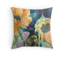 """Love, Vincent"" Throw Pillow"