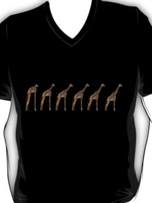 Giraffe Evolution T-Shirt
