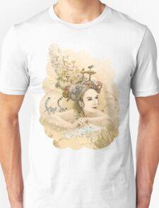 Animal princess Unisex T-Shirt